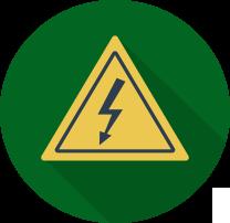 Trójkąt ostrzegawczy elektryczny